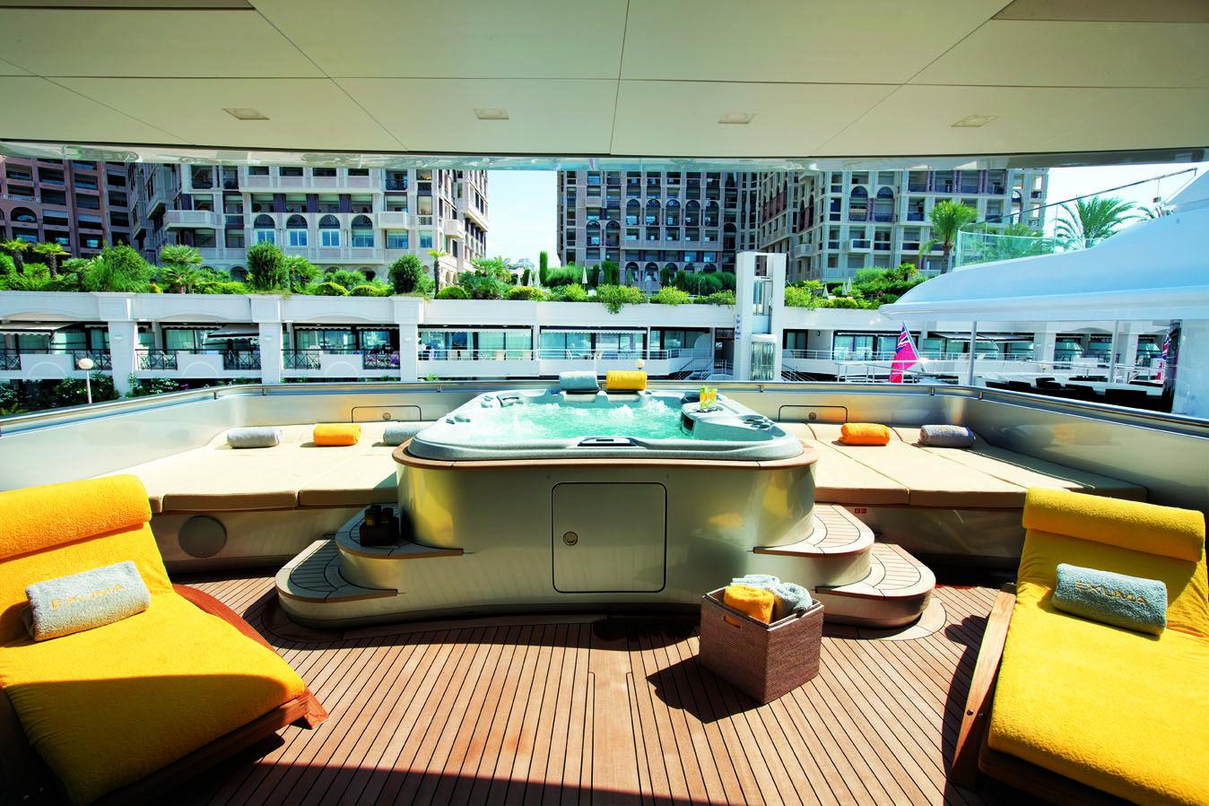 MY Exuma, 50m  #exploreryacht #explorer #adventure #luxury #luxurydesign #monacoyachtshow #superyacht #superyachtdesign #interiordesign #motoryacht