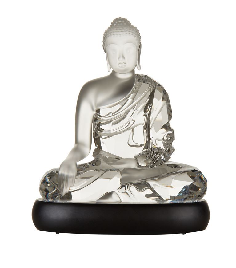 2ee46b45d Homewares: Ornaments Swarovski Buddha | zb Heavenly room | Buddha ...