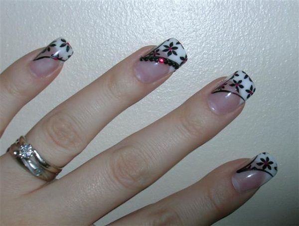 Marvelous 40 + Cute And Easy Nail Art Designs For Beginners   Easyday