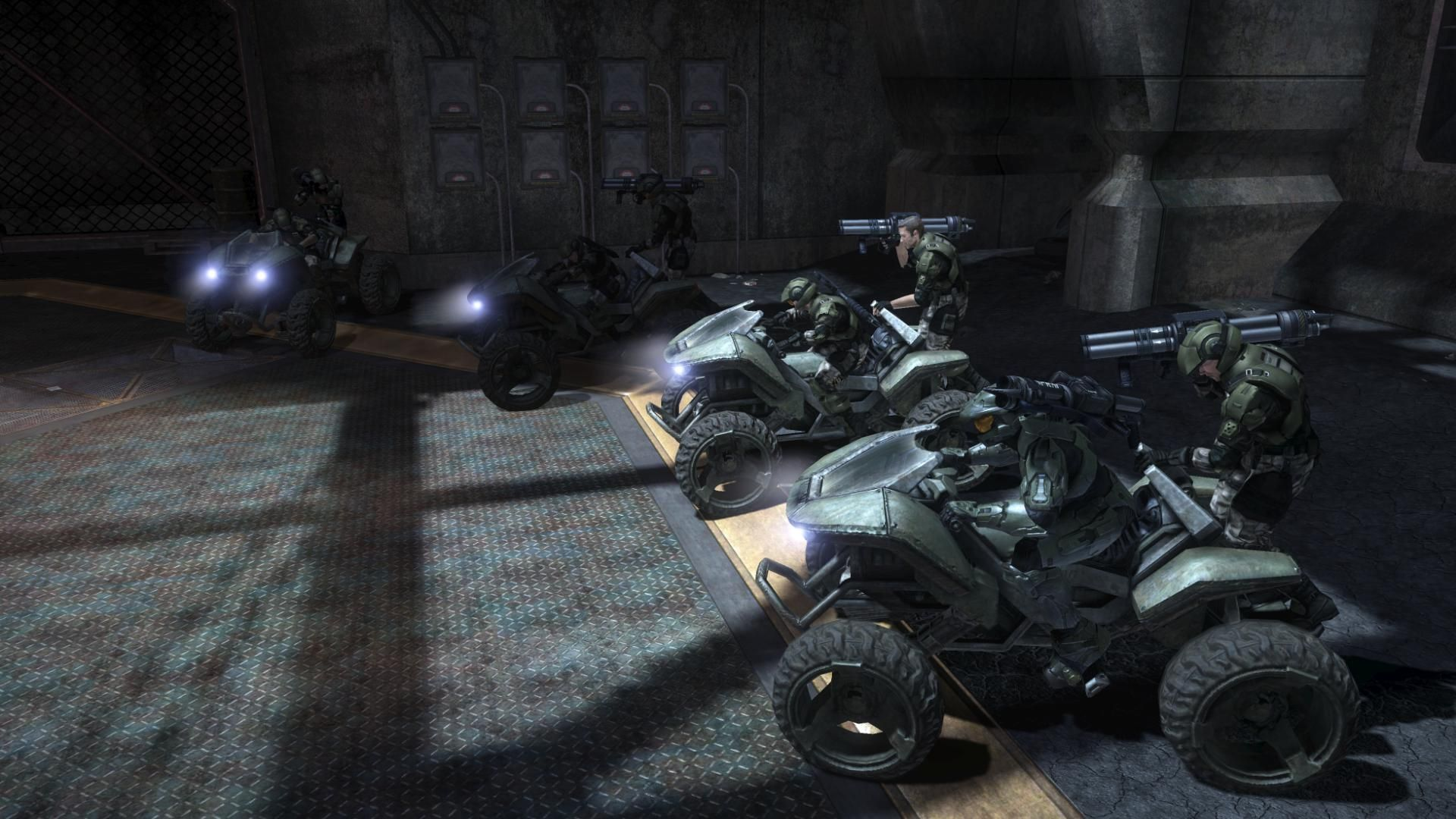 UNSC Mongoose, ready to roll.