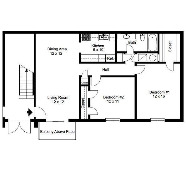 Shadowood Apartments 2 1 Floor Plan Is 915 Sq Ft Floor Plans How To Plan Apartment