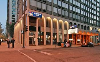 Best Western Grant Park Hotel Chicago Il
