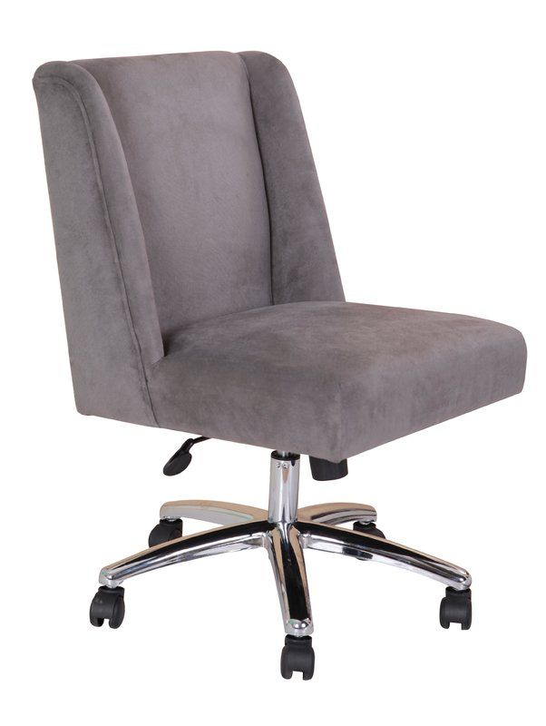 Beau Aliana Decorative Mid Back Desk Chair Desk Chairs, Office Chairs, Desks,  Home
