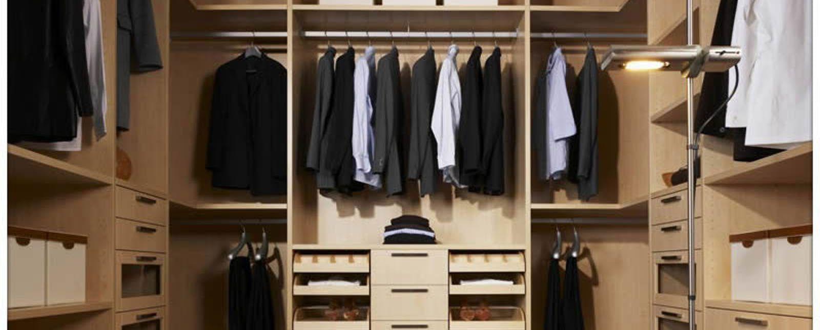 20 ideas para organizar lo inorganizable: tu clóset Moda