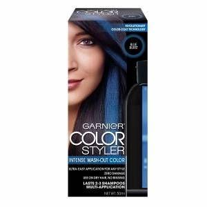 Garnier Color Styler Intense Wash Out Blue Burst 1 7 Fl Oz