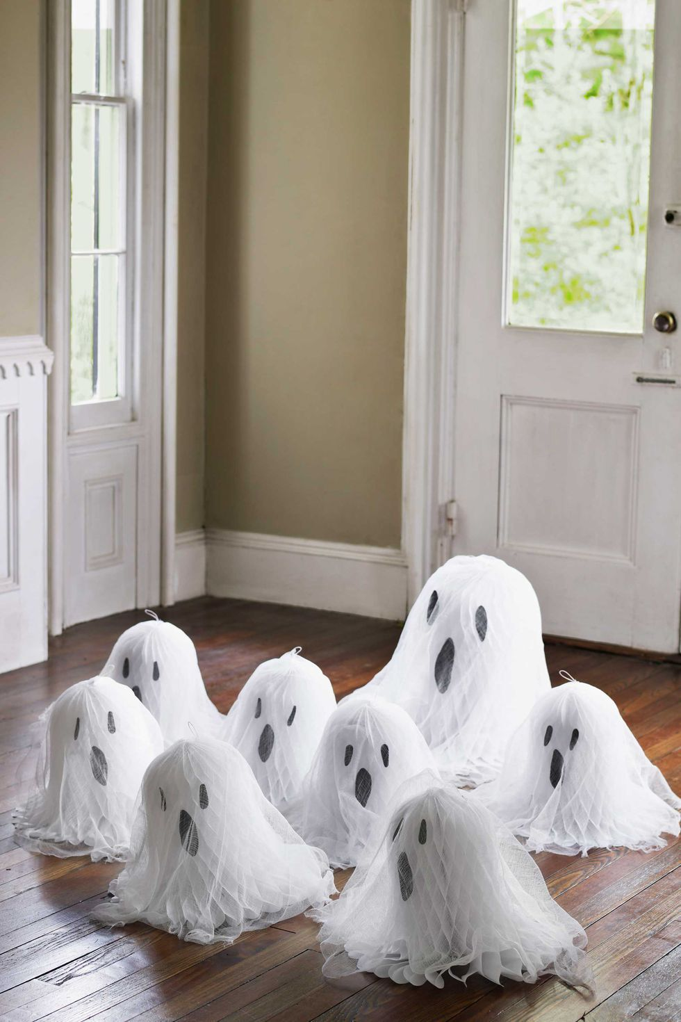 Be the Ghostess With the Mostess With These DIY Halloween