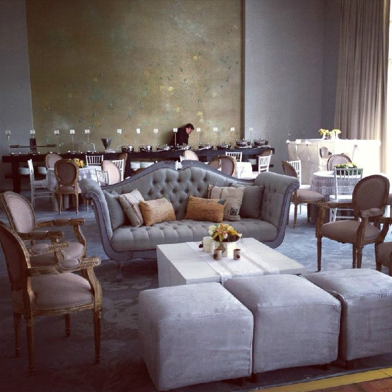 Salas Lounge Mesas Periqueras Salas Vintage Renta De Salas