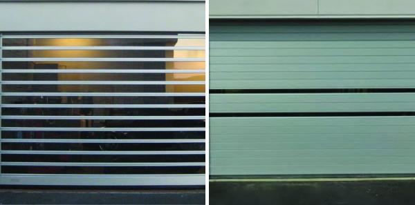 Rytec Spiral Vp Direct Drive Door Action Door Action Door Doors Spiral