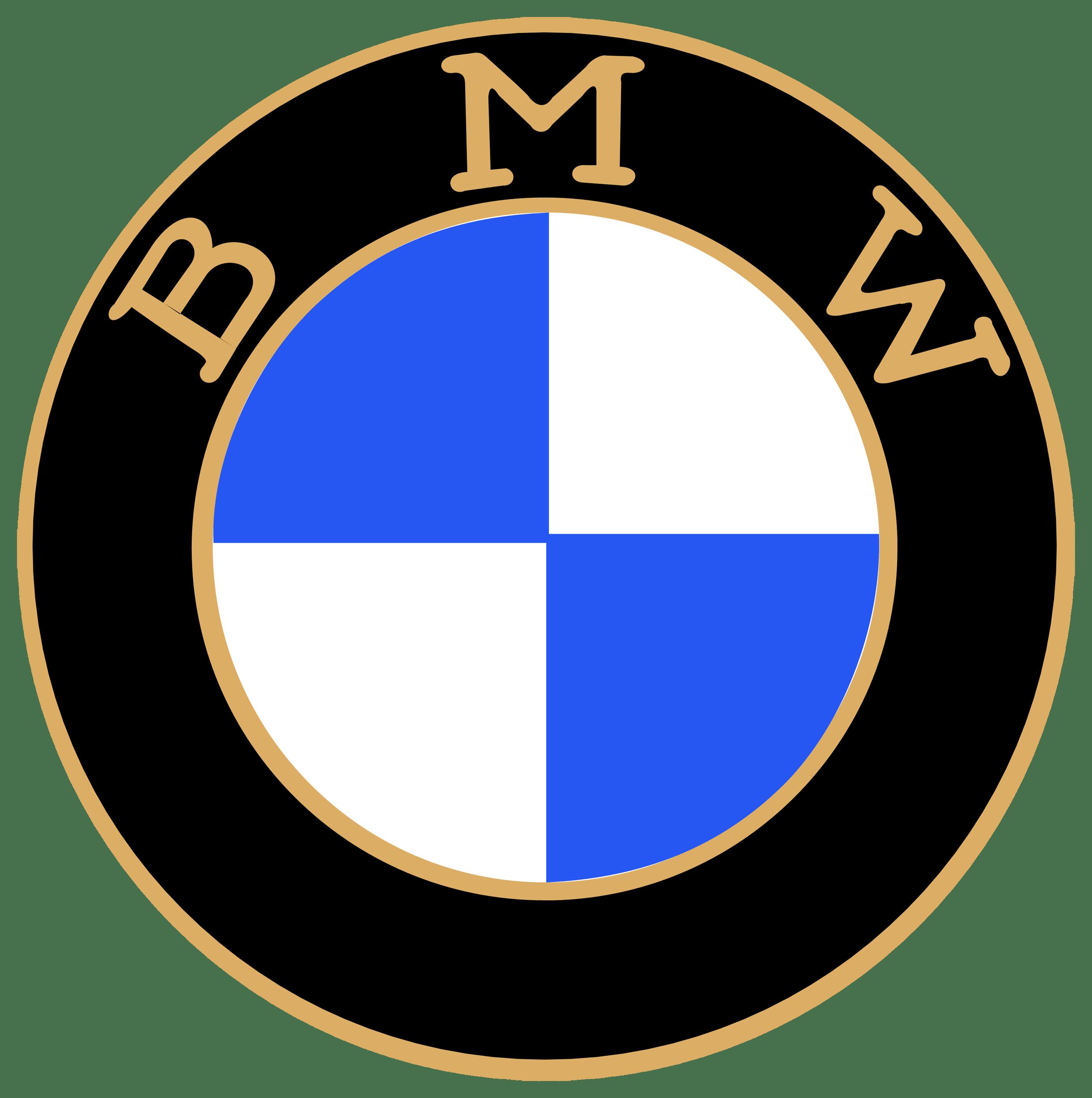 Resultado de imagen para old bmw logo