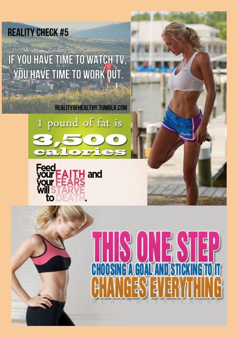 conseils de perte de poids et motivation tumblr