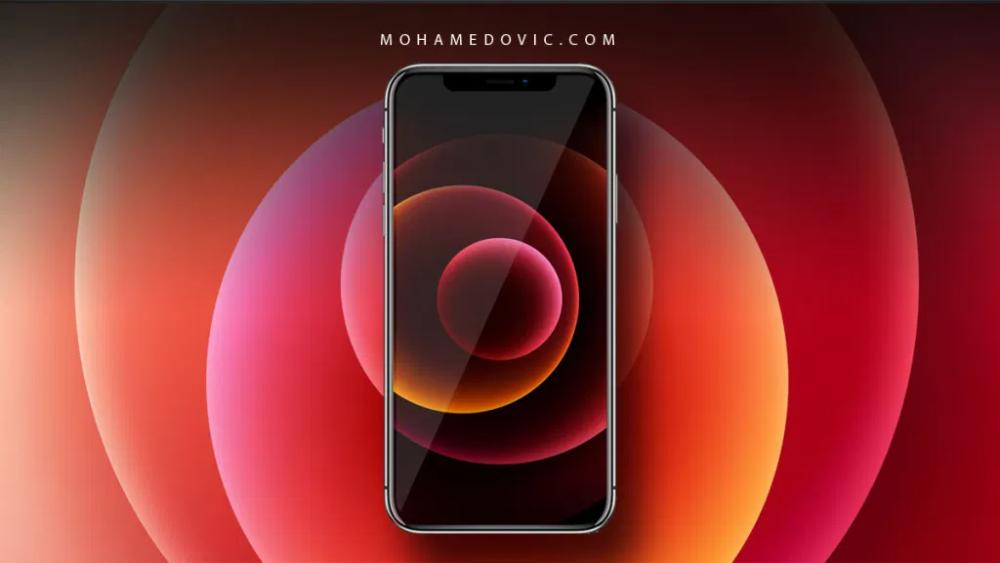 خلفيات Iphone 12 12 Mini Pro Max الرسمية الثابتة المتحركة عالية الدقة 4k Stock Wallpaper Wallpaper Celestial Bodies