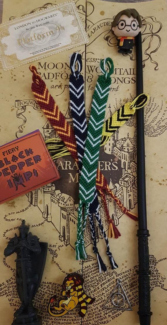 Photo of Bracelets brésiliens inspiration harry potter
