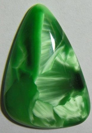 Rare Teal Green Designer Victoria Stone by DesertDoveCreations, $145.00