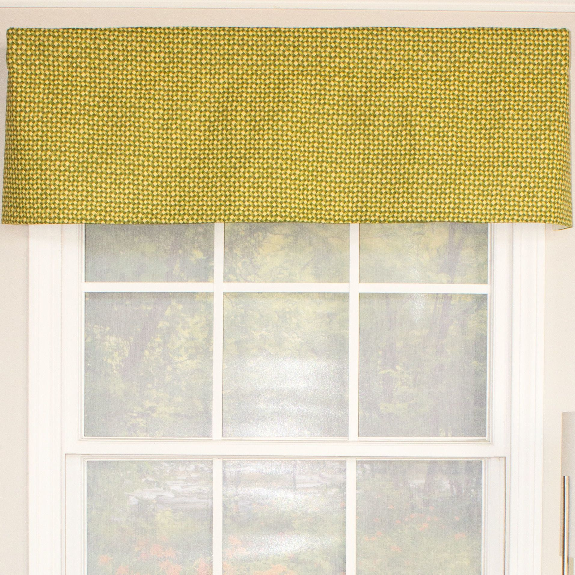 Cabana trellis straight curtain valance products pinterest