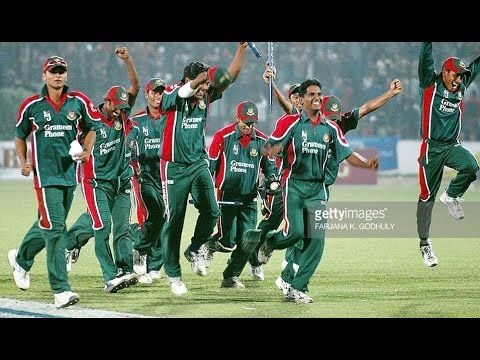বাংলাদেশ ওয়ানডে ক্রিকেটের ইতিহাস  Bangladesh ODI Cricket History Sports ...