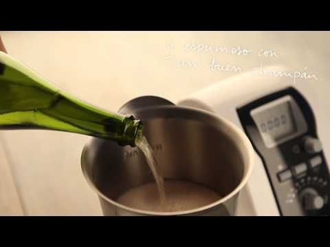 Cocktail de champán y fresas - Recetas MyCook