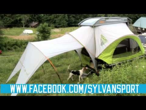 go lightweight pop up tent camper trailer sylvansport. Black Bedroom Furniture Sets. Home Design Ideas