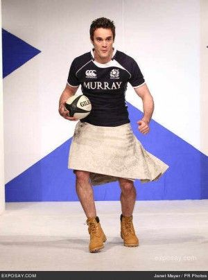 Men In Kilts. Like their football counterparts, Scottish ...