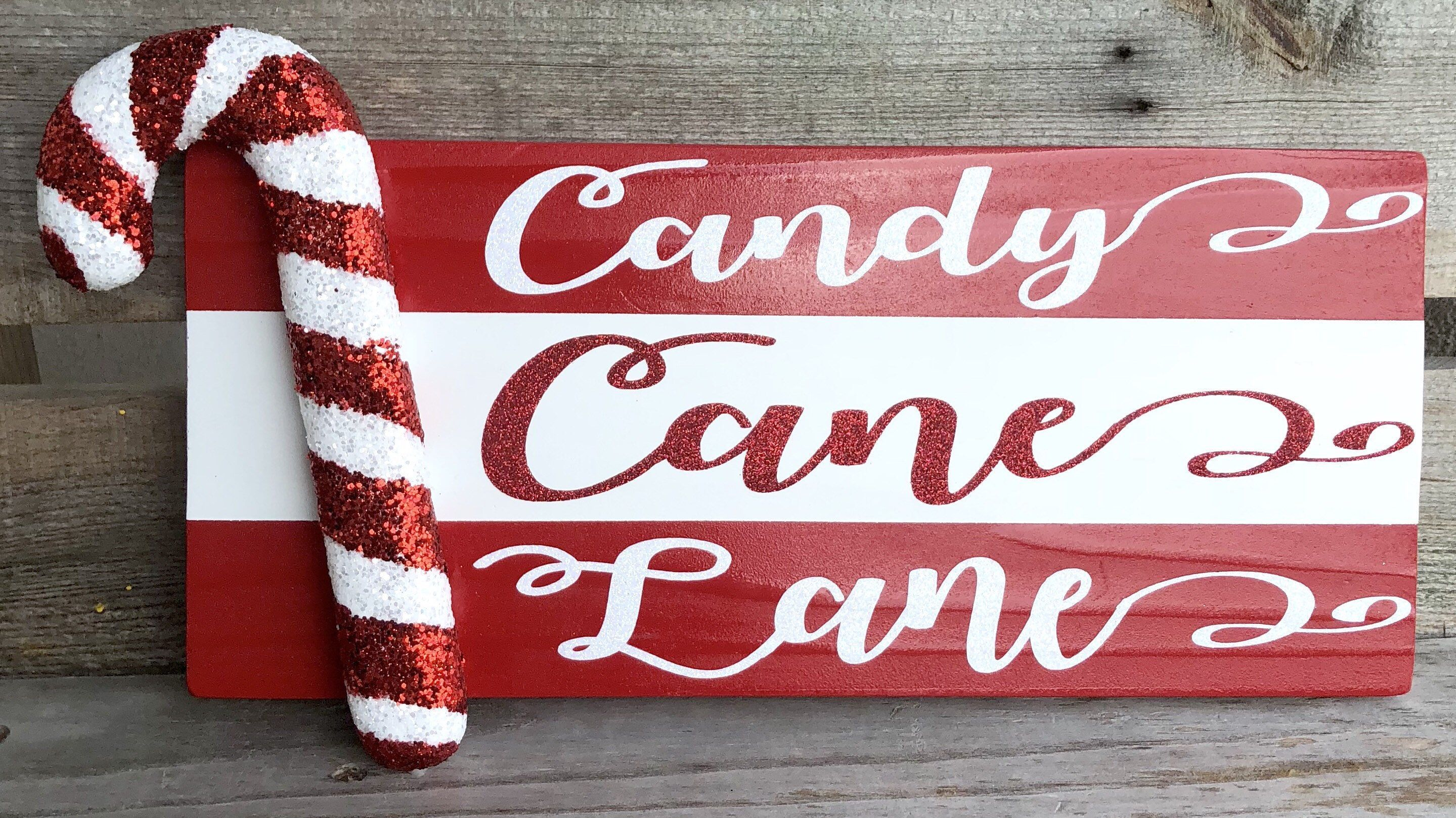 Excited to share this item from my etsy shop Candy Cane