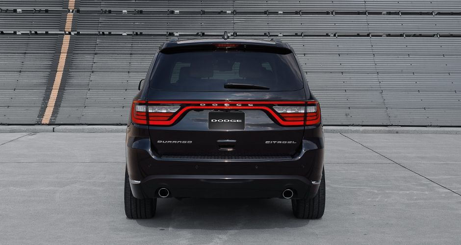 2018 Dodge Durango Will Allegedly Get A Performance SRT