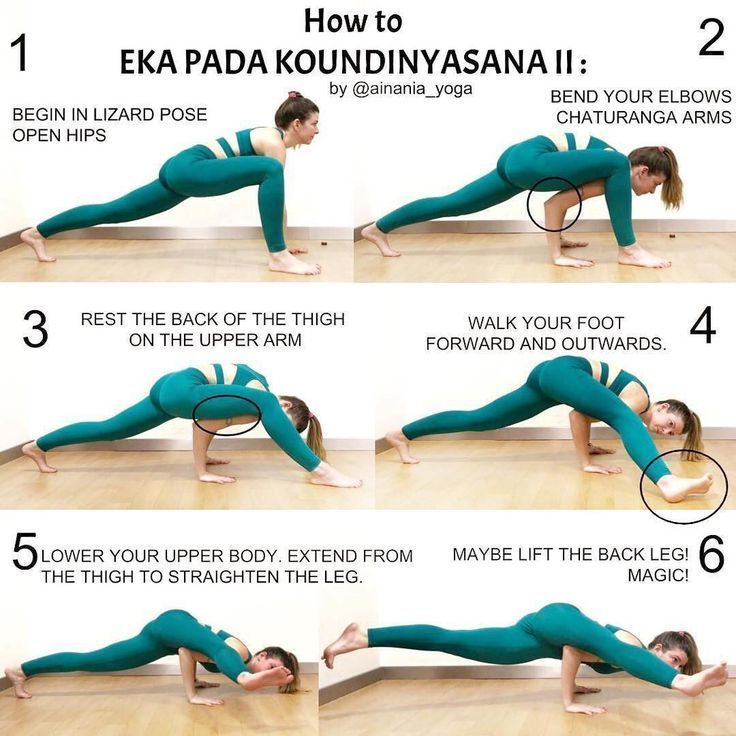 Yoga Asanas Poses With Names