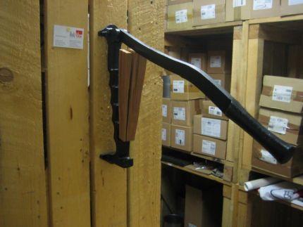 flint spanmesser holzspalter feuerholz anz nder m nner. Black Bedroom Furniture Sets. Home Design Ideas