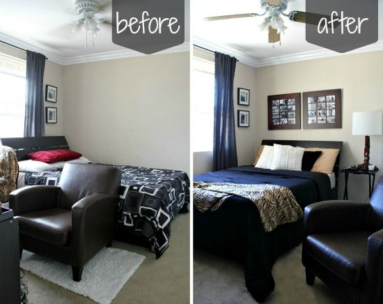 Teen Bedroom Makeover