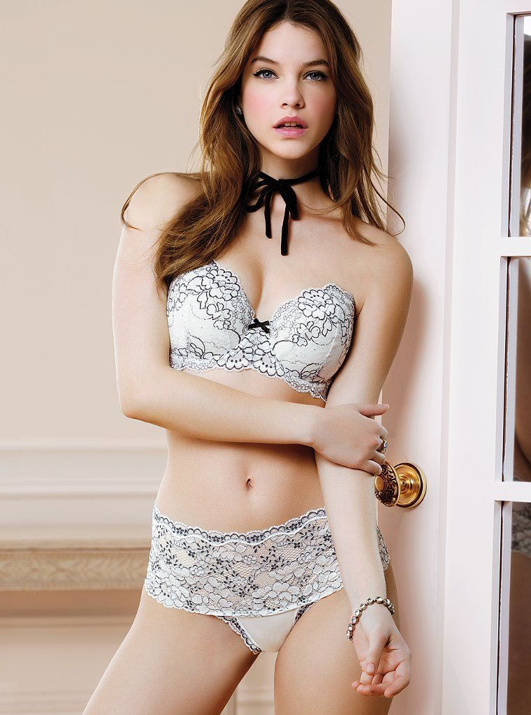 Barbara Palvin Victoria s Secret Lingerie August 2013 - 3  b7d7d2a21