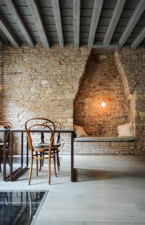 006 - casa BB | depaolidefranceschibaldan #brick #wall | LOFT HOME ...