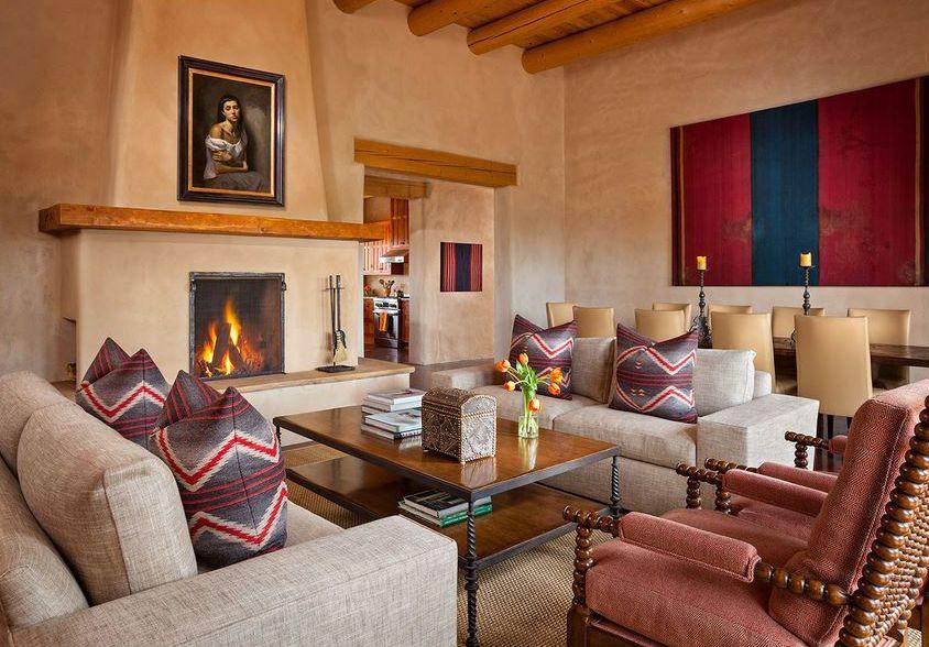 Southwestern Decorating Ideas | Interior design, Interior ...