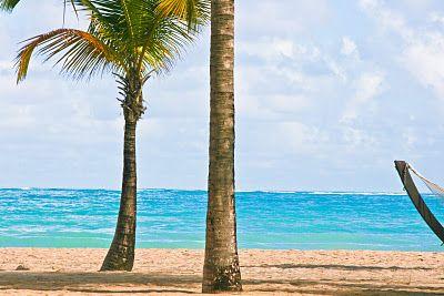 Puerto Rico Isla Verde Beach