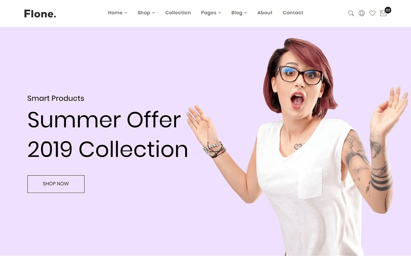Bootstrap 4 Ecommerce Template Free Download