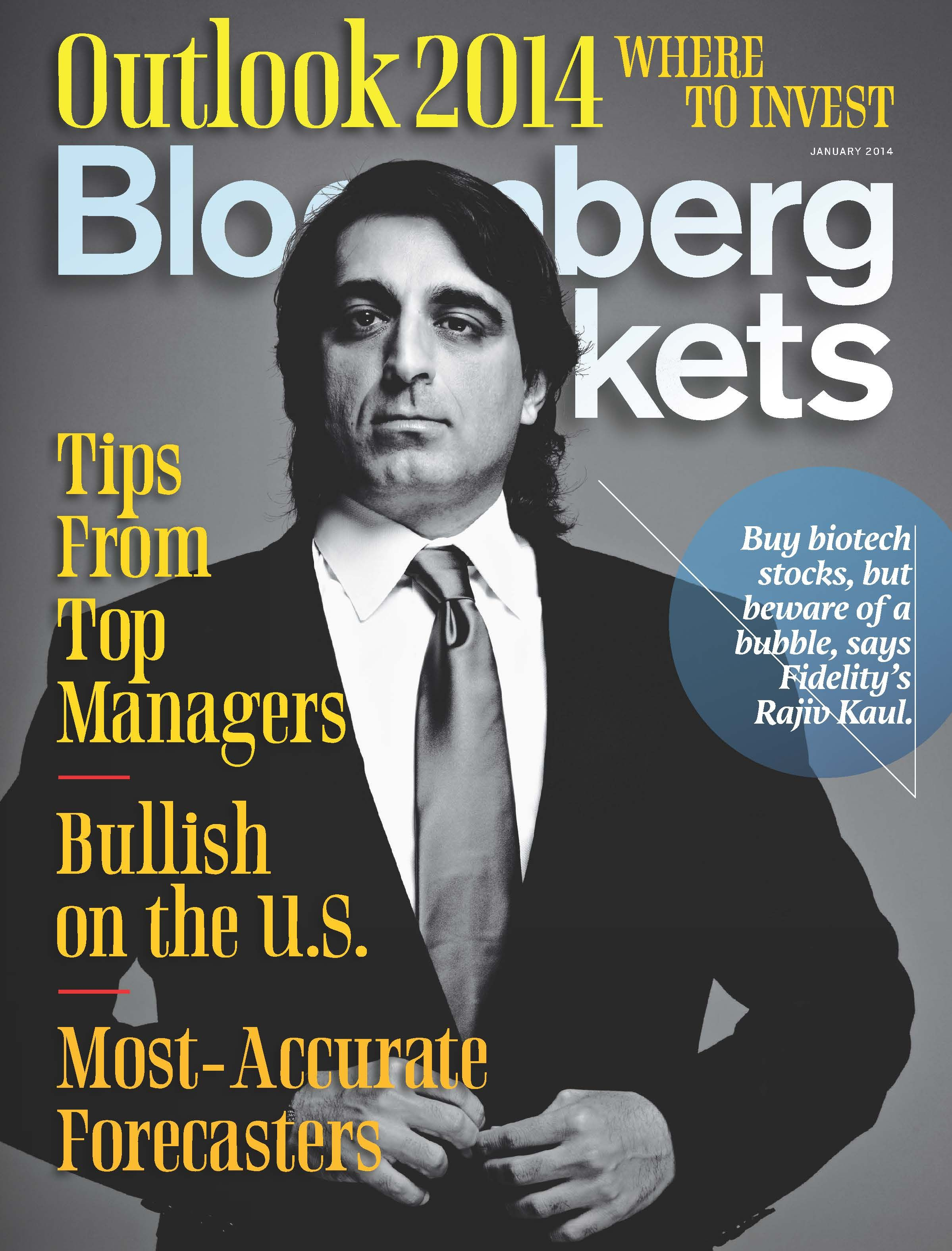 Bloomberg Markets January 2014 Leaving the World