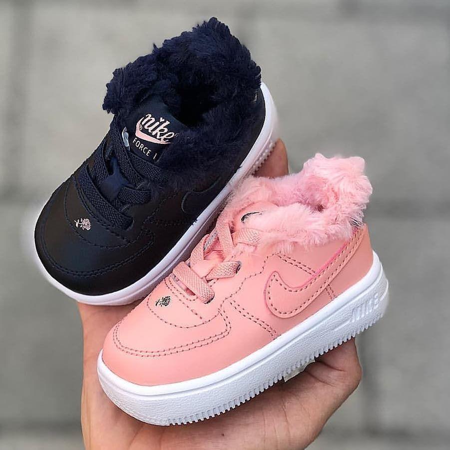 zapatillas nike force niña