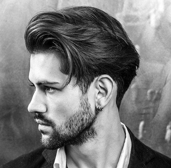 Top 100 Best Medium Haircuts For Men Most Versatile Length Long Hair Styles Men Classic Mens Hairstyles Mens Hairstyles Medium