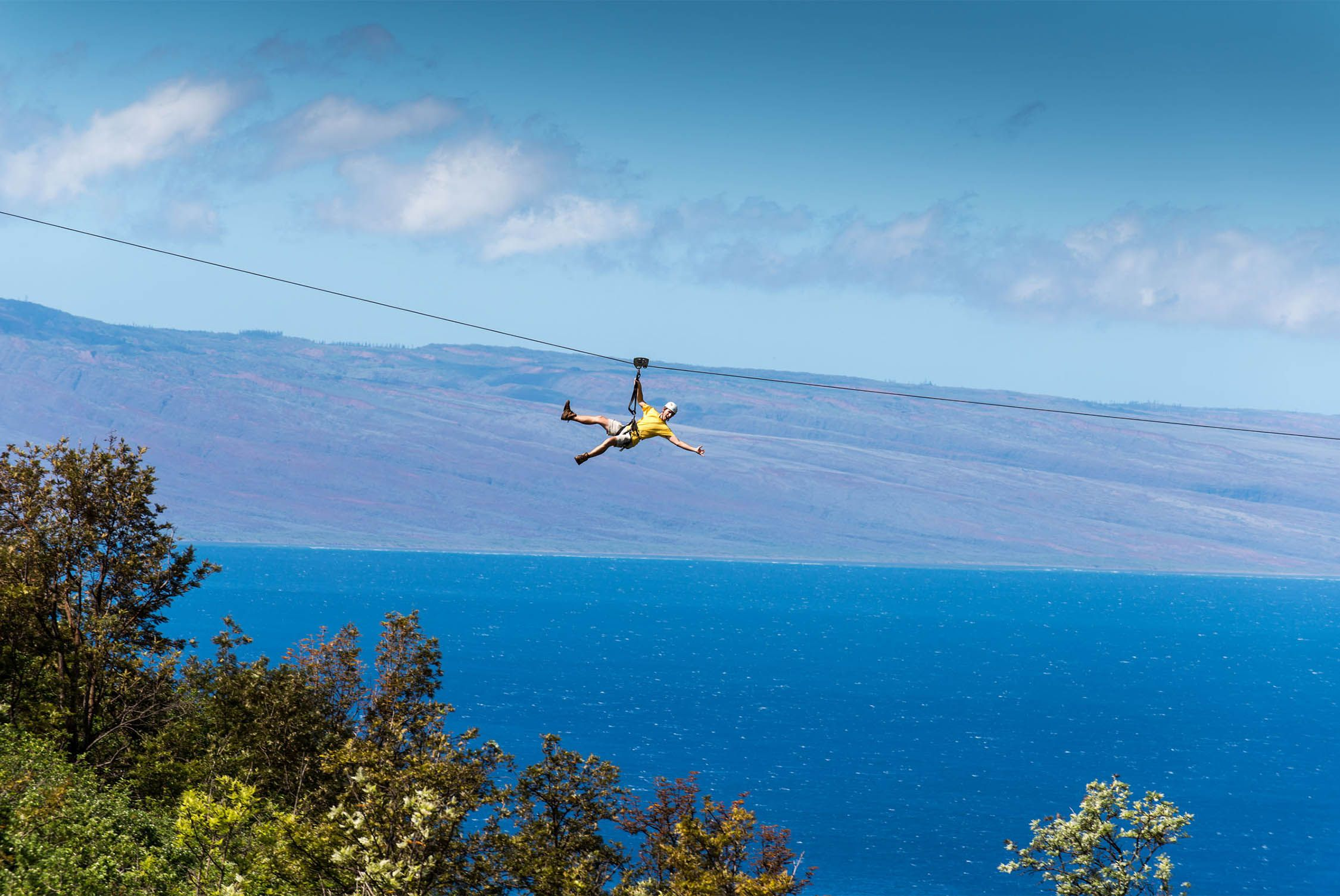 Maui Ka Anapali Zipline The 1 Zipline Tour In Hawaii Ziplining In Maui Trip To Maui Hawaii Vacation