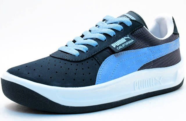 950a811d893 this old school shoe is hard to find in nice colors..get some keep them for  life. puma california  60