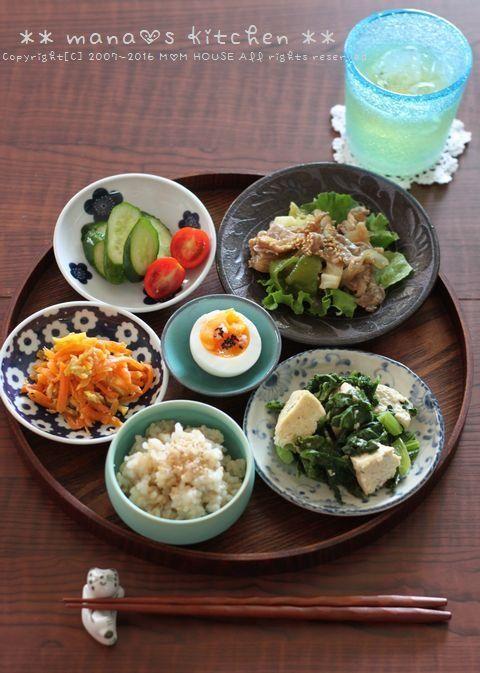Mother S Day Bento 残り物ランチ Mana S Kitchen 料理 レシピ レシピ 朝食 和食 献立