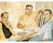 3 Muchachos by Olivia Pendergast