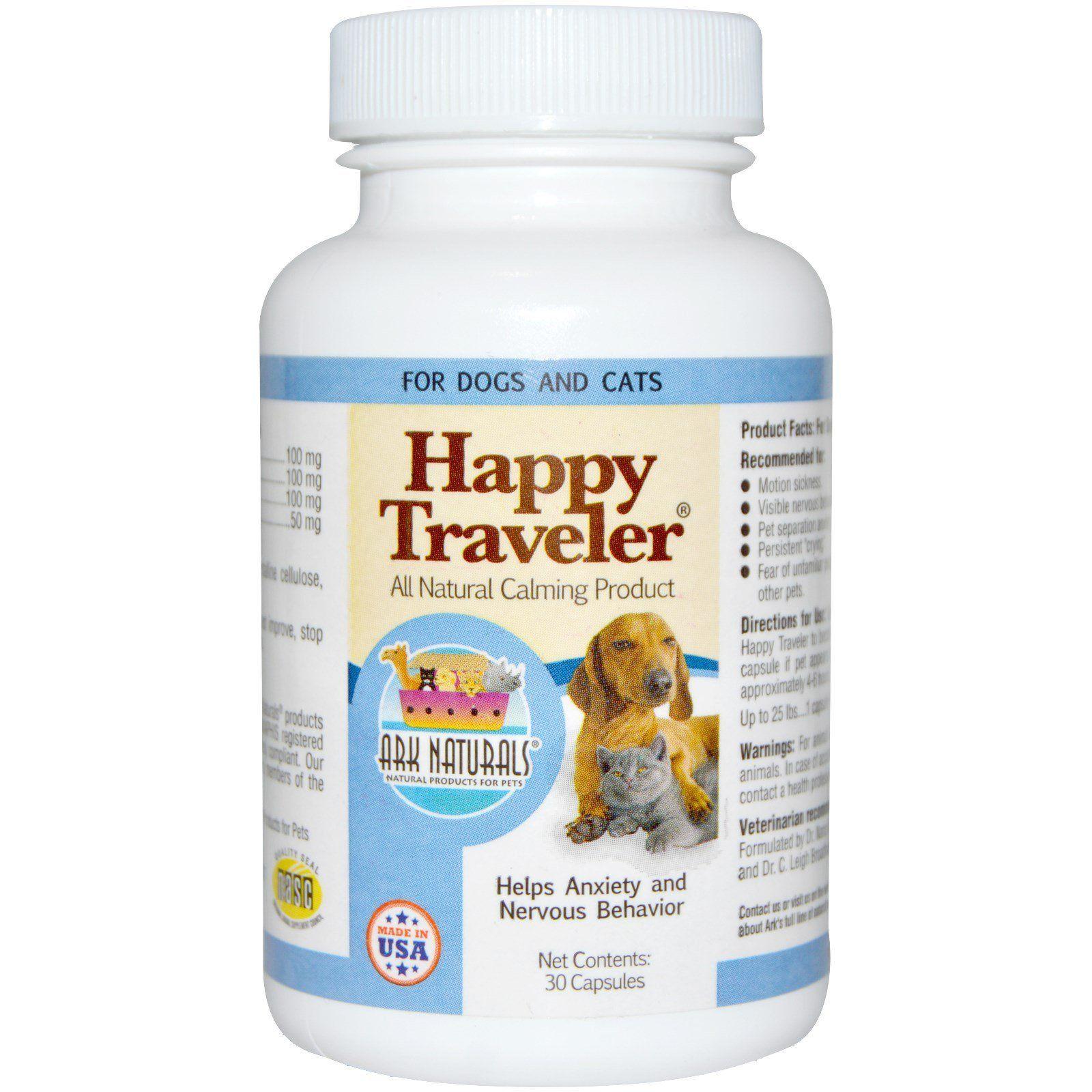 Ark naturals happy traveler all natural calming product