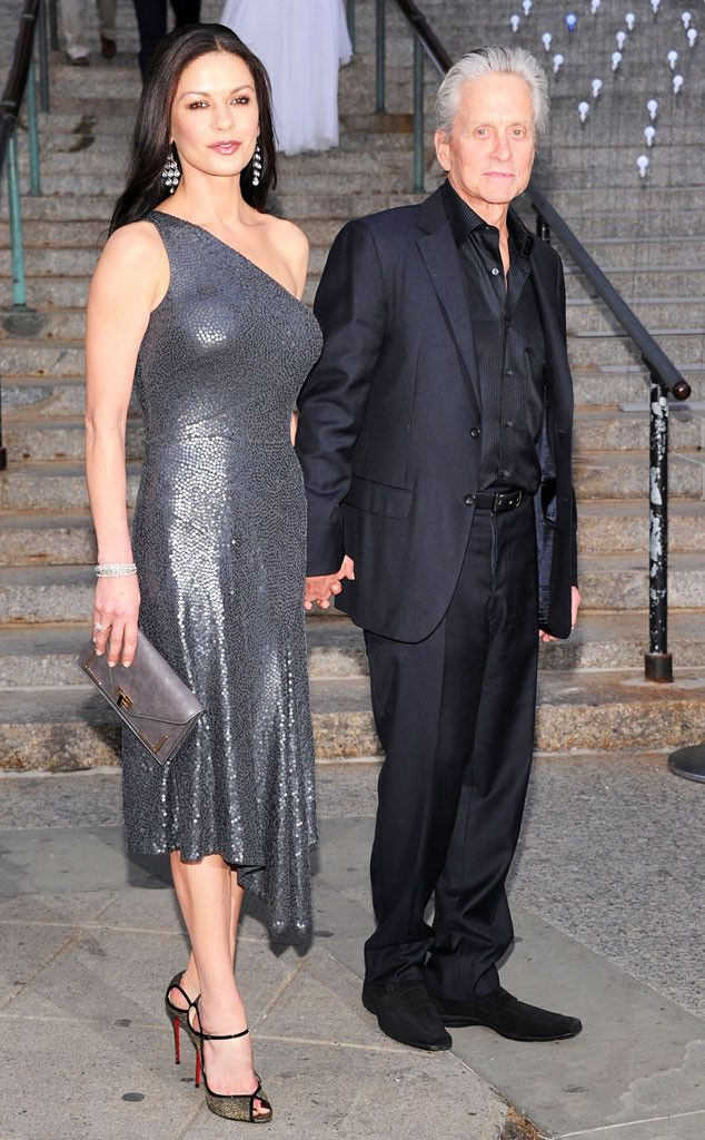 Shine On from Catherine Zeta-Jones & Michael Douglas: Romance Rewind | E! Online