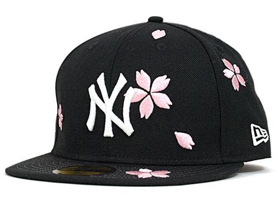 2a13cb5d33a NEW ERA x MLB「NY Yankees Sakura 2013」59Fifty Fitted Cap