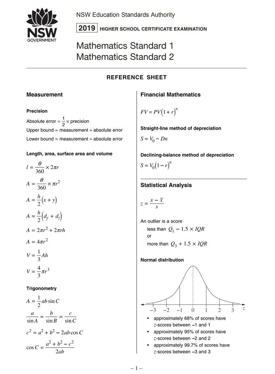Standard 7 Maths Formula Sheet Ten Outrageous Ideas For Your Standard 7 Maths Formula Sheet Math Formula Sheet Math Formulas How To Memorize Things