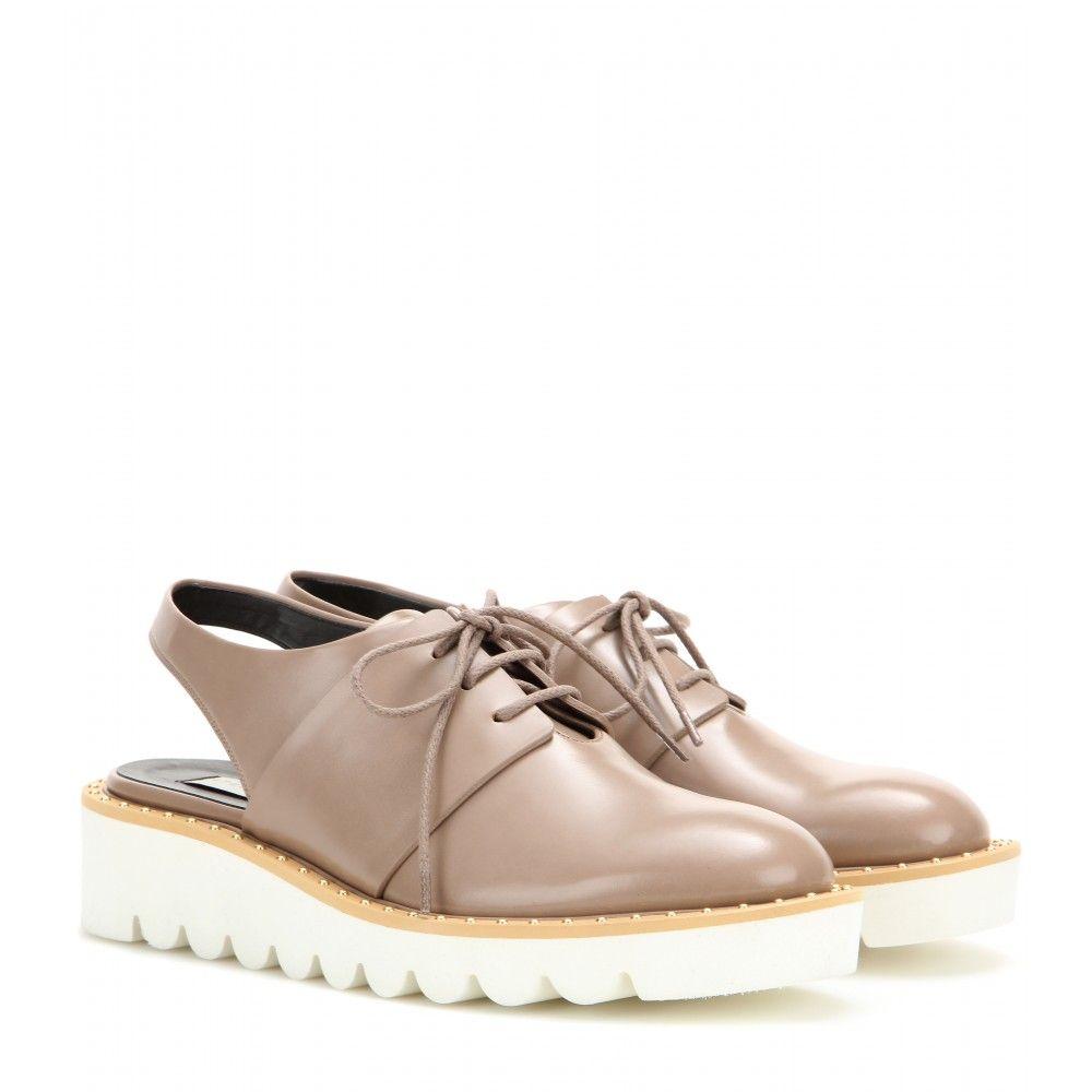 ae736f3bcb7 Stella McCartney - Odette slingback derby shoes - mytheresa.com ...