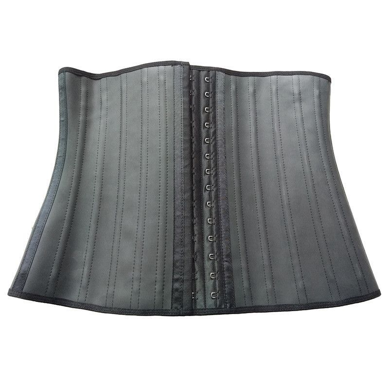 slimming sheath waist Trainer corsets and bustiers latex trainer corset underbust models strap girdles rubber shapewear belt