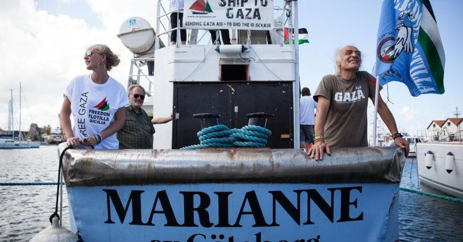 While the Flotilla Didn't Make it to Gaza, Israel Didn't Win | Common Dreams | Breaking News & Views for the Progressive Community