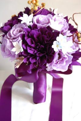 Handmade Paper Flowers By Maria Le