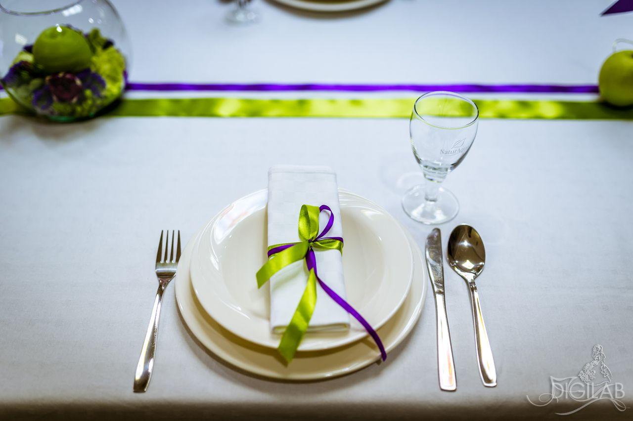 Esküvői fotózás Dekoráció, Asztal, Liliom