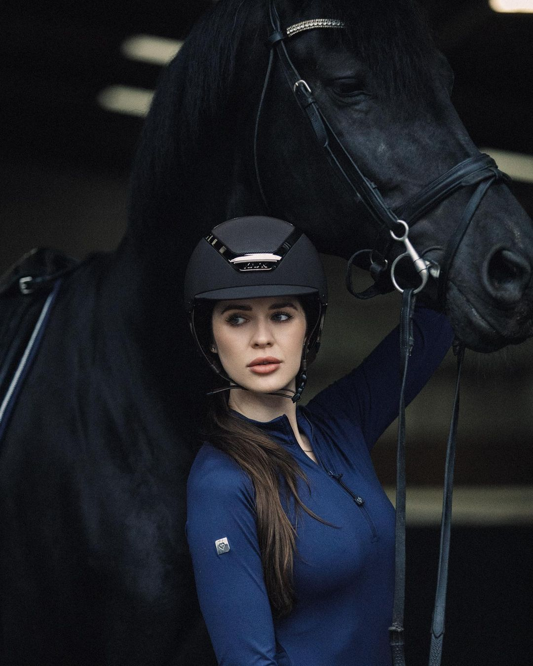 Erin Williams S Instagram Profile Post Soooo Excited To Share That I M Now Sponsored By Kask Equestrian Erin Williams Horseriding Outfit Riding Outfit