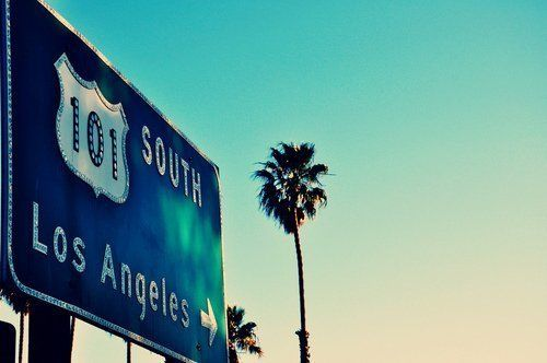 Los Angeles California Cool Pinterest